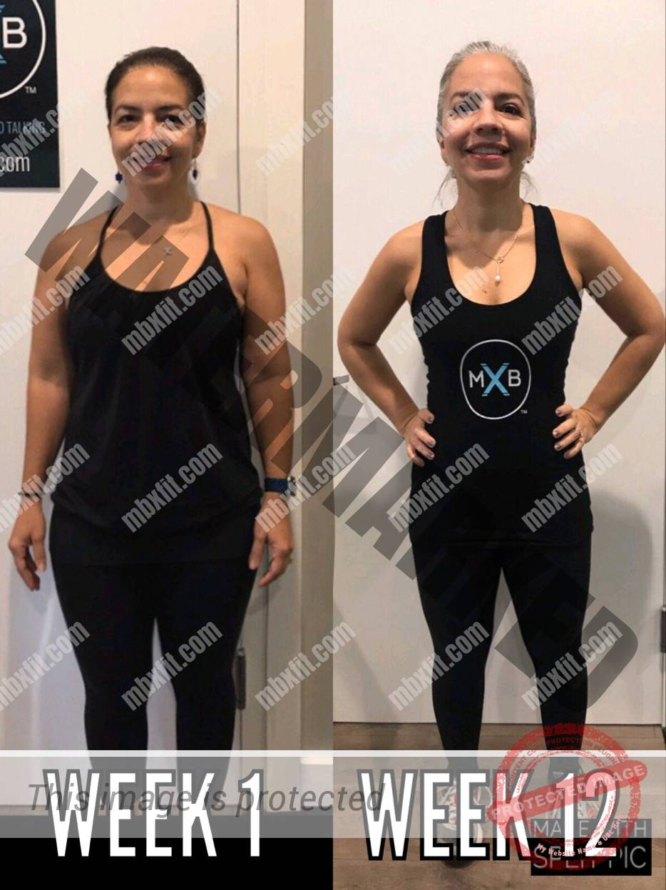 MBX Before and After Weight Loss Story 2