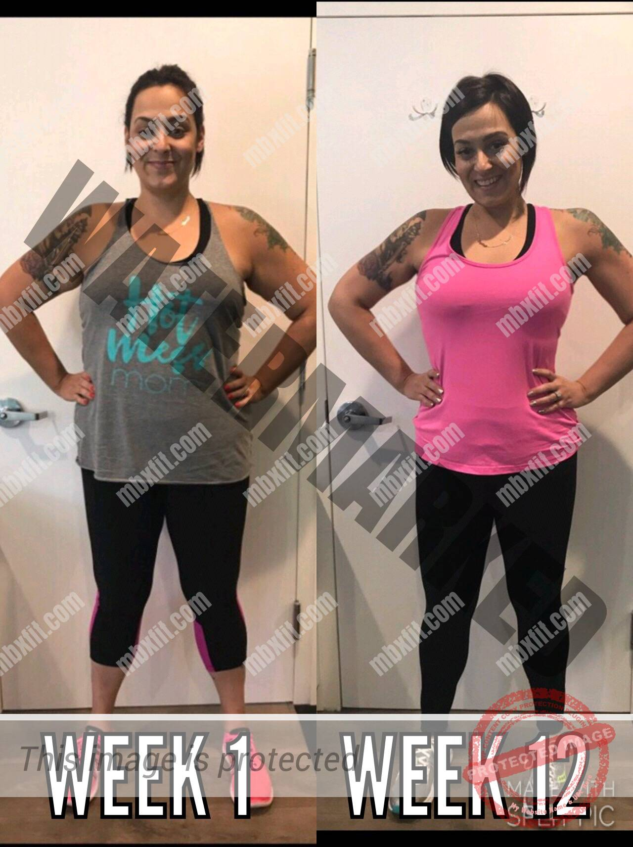 MBX Before and After Weight Loss Story 4