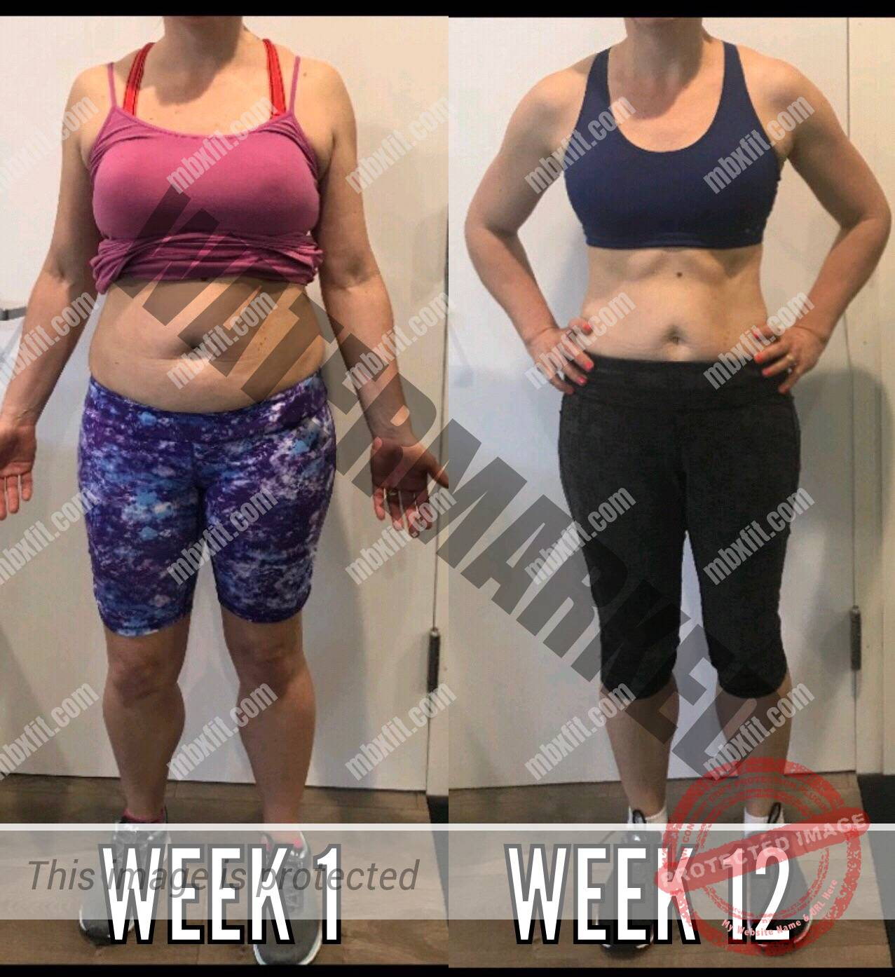 MBX Before and After Weight Loss Story 5