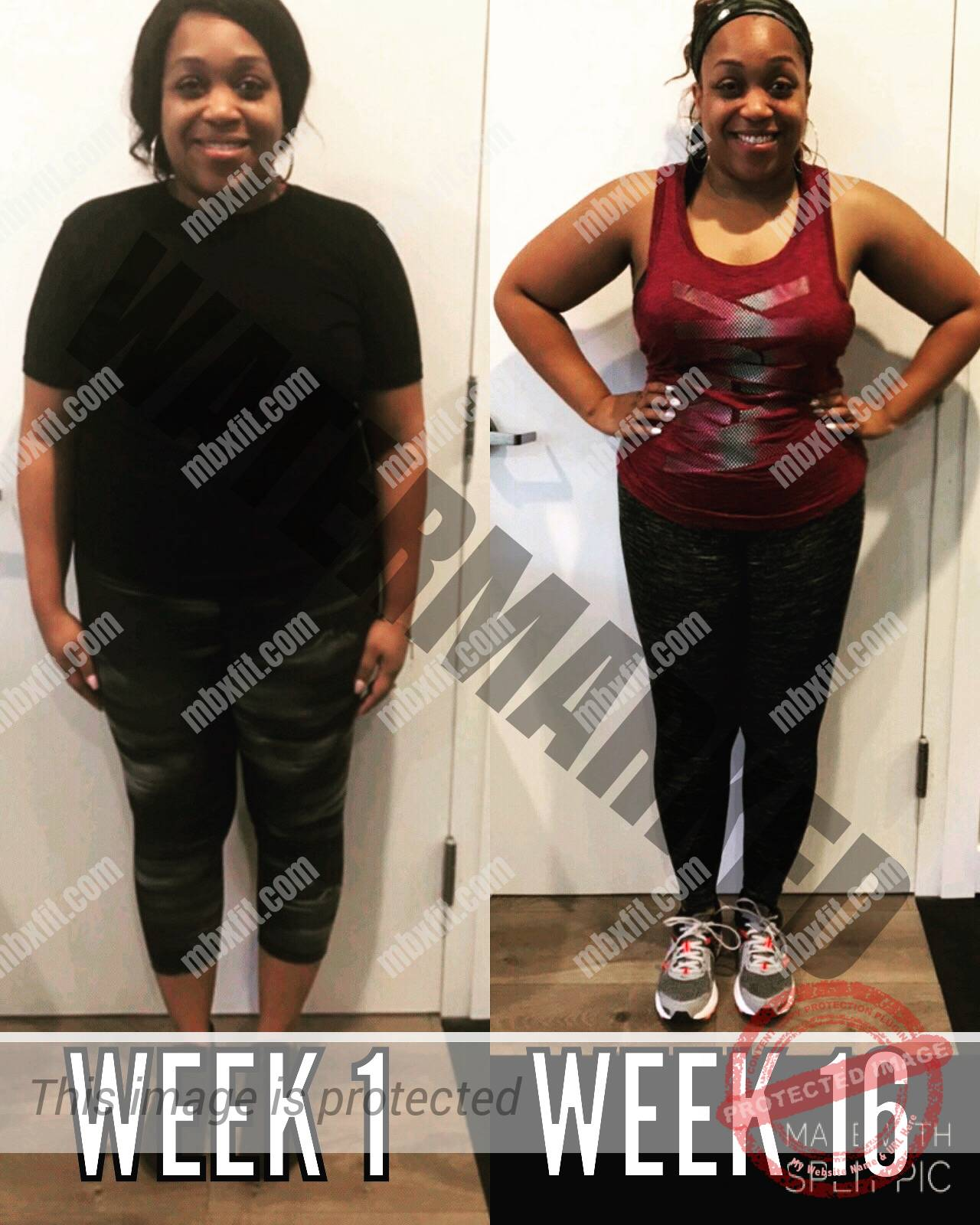 MBX Before and After Weight Loss Story 6