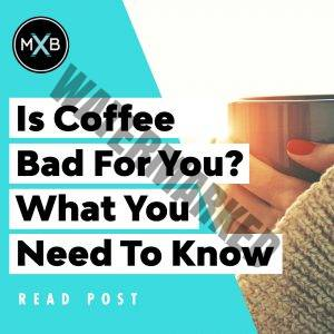 "We ask personal trainer, Thelis Negron, ""Is coffee bad for you?""."
