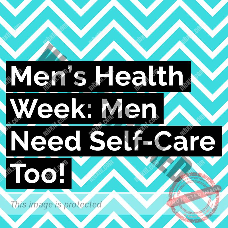 Mens health week 2019 blog post