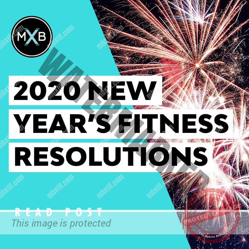 2020 New Year's Fitness Resolutions blog post by Thelis Negron